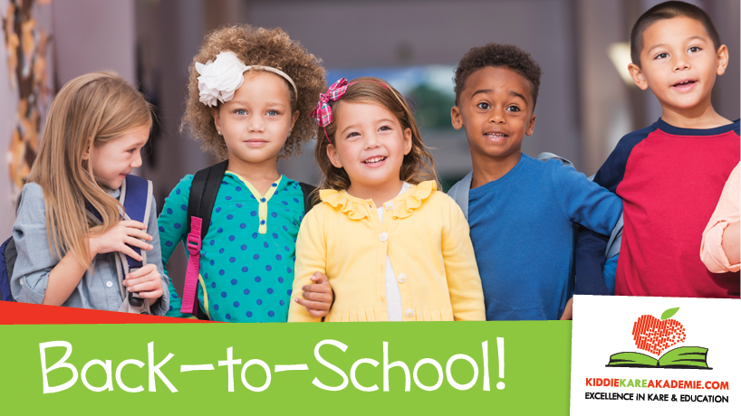 Are Your Kids Ready to go Back to School?